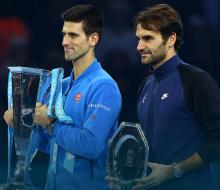 Джокович обыграл Федерера в финале Итогового турнира ATP