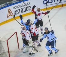 «Сибирь» в овертайме обыграла «Авангард»