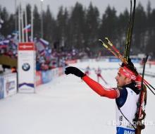 Определен состав сборной России по биатлону на первый этап Кубка мира