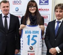 Казанское «Динамо» презентовало своих новичков