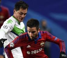 ЦСКА проиграл «Вольфсбургу» и потерял шансы на выход из группы