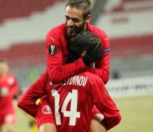 «Рубин» победил «Сьон» и сохранил шансы на выход в плей-офф ЛЕ
