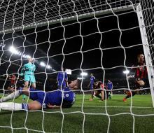 «Челси» дома проиграл «Борнмуту»