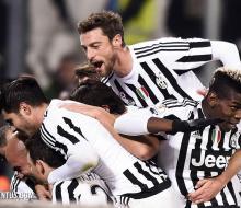 «Ювентус» разгромил «Торино» в 1/8 финала Кубка Италии
