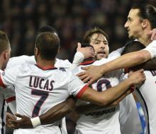 ПСЖ обыграл «Кан» и установил рекорд чемпионата Франции