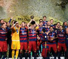 «Барселона» стала лучшей командой мира