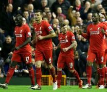 «Ливерпуль» дома обыграл лидирующий «Лестер Сити»