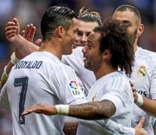 «Реал» завершил год победой