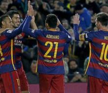 «Барселона» разгромила «Бетис»