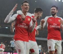 «Арсенал» обыграл «Ньюкасл» и вышел в лидеры АПЛ
