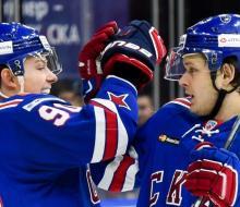 СКА вырвал победу у «Слована»