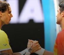 Надаль вылетел в первом круге Australian Open 2016
