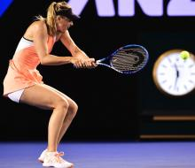 Шарапова без проблем вышла в третий круг Australian Open