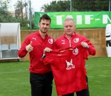 «Рубин» подписал контракт с хорватом Цакташем