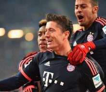 «Бавария» начала новый год победой над «Гамбургом»