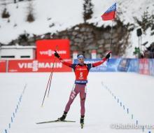 Шипулин победил в гонке преследования Антхольца