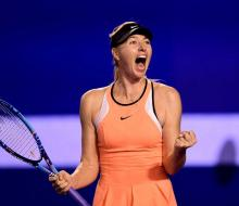 Шарапова вышла на С. Уильямс в 1/4 финала Australian Open