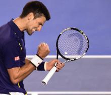 Джокович победил Маррея в финале Australian Open