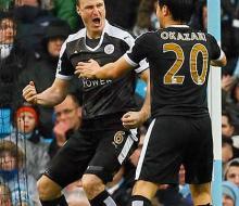 «Лестер» обыграл «Манчестер Сити» и увеличил отрыв
