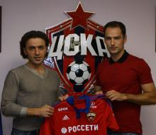 Широков перешел в ЦСКА