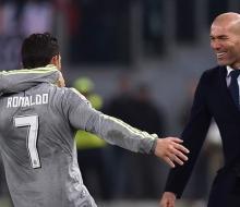Зидан: «И я, и Роналду понимаем, что он является лучшим игроком мира»