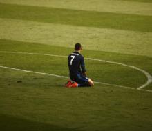 «Реал» не смог одолеть «Малагу»