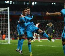 Дубль Месси принес победу «Барселоне» над «Арсеналом»