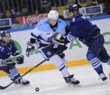 «Сибирь» во Владивостоке обыграла «Адмирал» и повела в серии 3:0