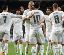 «Реал» прошел «Рому» на пути в 1/4 финала ЛЧ