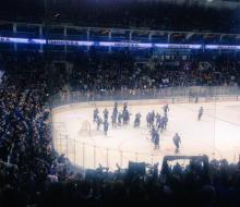 Динамовцы переиграли СКА и сравняли счет в серии