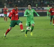 «Локомотив» и «Рубин» разошлись миром
