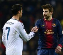 """Пике: «Мне нравится подстрекать """"Барселону"""" и """"Реал""""»"""
