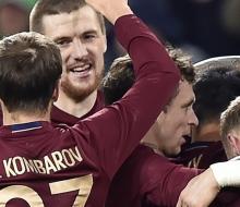 Россия крупно обыграла Литву в товарищеском матче