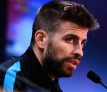 Пике хочет сыграть с «Реалом» в финале Лиги чемпионов