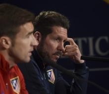 """Симеоне: «Мы в силах биться с """"Барселоной""""»"""