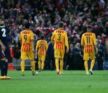 «Атлетико» выбил главного фаворита ЛЧ «Барселону»