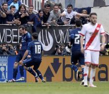 «Реал» отыгрался с 0:2 и победил «Райо Вальекано»
