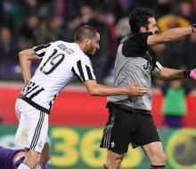 «Ювентус» удержал победу в матче с «Фиорентиной»