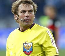 Егоров обслужит финал Кубка России по футболу