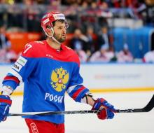 Радулов присоединился к сборной России по хоккею