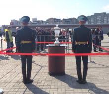 Стали известны стартовые составы ЦСКА и «Зенита» на финал Кубка России