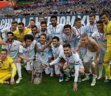 «Зенит» разгромил ЦСКА и завоевал Кубок России