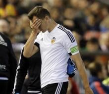 Черышев пропустит оставшиеся игры за «Валенсию»