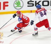 Россия начала домашний ЧМ с крупного поражения от Чехии