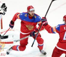 Россия крупно обыграла Швейцарию