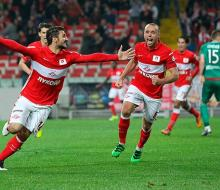 «Спартак» разгромил «Терек» и обеспечил ЛЕ на следующий сезон