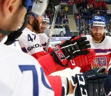 Чехия гарантировала себе победу в группе, Россия поборется за второе место