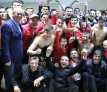 «Рубин» завоевал серебро молодежного чемпионата
