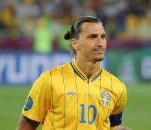 Ибрагимович опроверг слухи об уходе из сборной Швеции