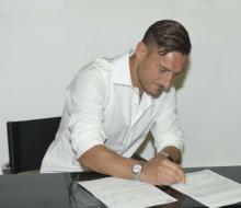 Тотти проведет последний сезон в качестве футболиста «Ромы»